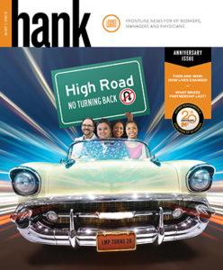 Hank, Issue 52