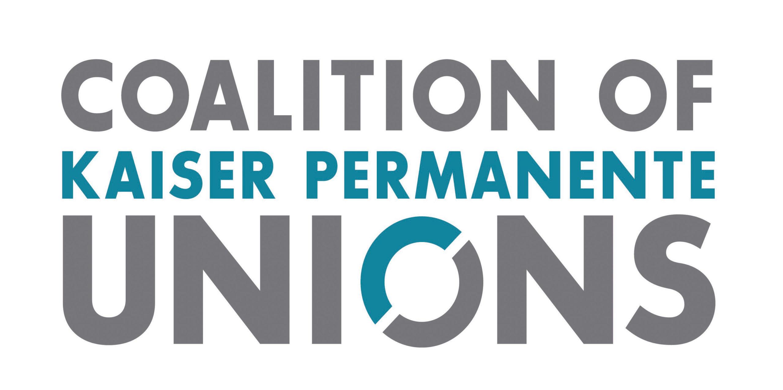 Coalition of Kaiser Permanente Unions
